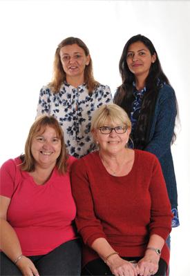 Lunchtime Supervisors: Mrs D Robson, Mrs N Imran, Mrs J Greenwood, Mrs S Hirst